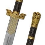 Han dünastia mõõk