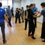 Seminarile tulnud põhitehnikaid harjutamas